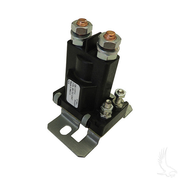 36V 4 Terminal Silver Solenoid for Club Car DS Electric 88-05