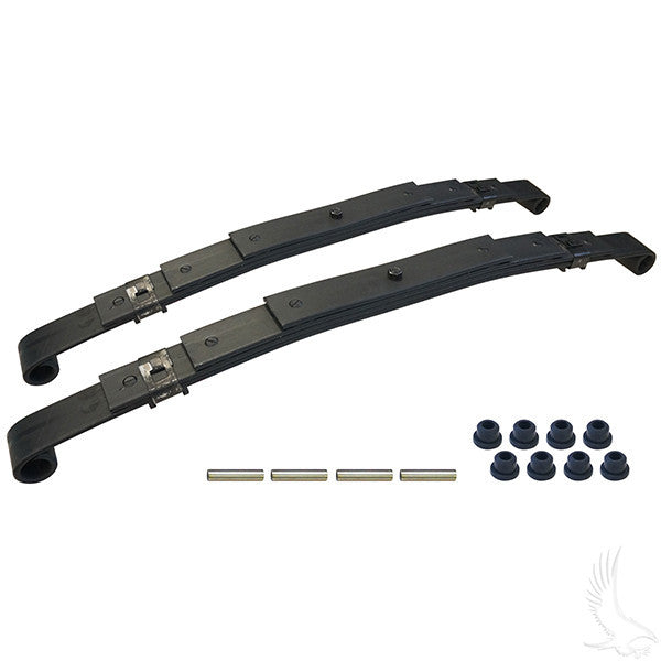 EZGO Rear Heavy Duty 4 Leaf Spring Kit