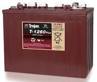 Trojan T1260 12 Volt Battery from Easy Does It Customs