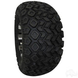 "RHOX Mojave Golf Cart or ATV 10"" Tires, 22x11-10, DOT, 4 ply"