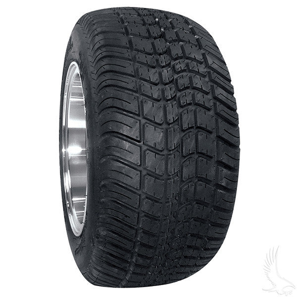 Kenda Low Profile Radial Tires 205x50R10, 4 Ply DOT