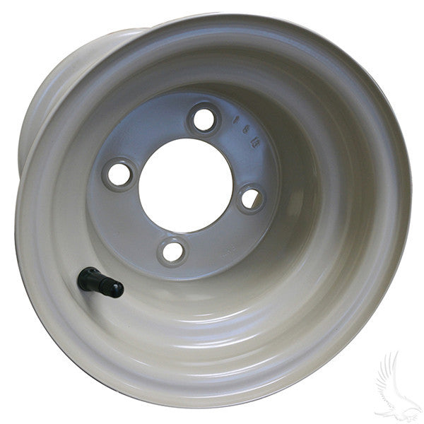Yamaha Stone 8x7 Centered Steel Wheel