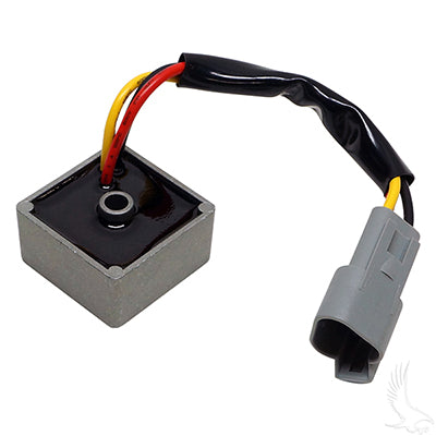 Club Car Precedent Gas 04+ Voltage Regulator