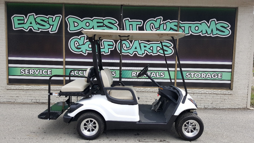 2010 Gas Yamaha Golf Cart - SOLD
