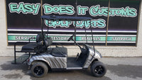 2012 Electric EZGO TXT Golf Cart with Rear Seat