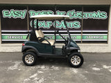 Lifted Club Car Precedent Golf Cart