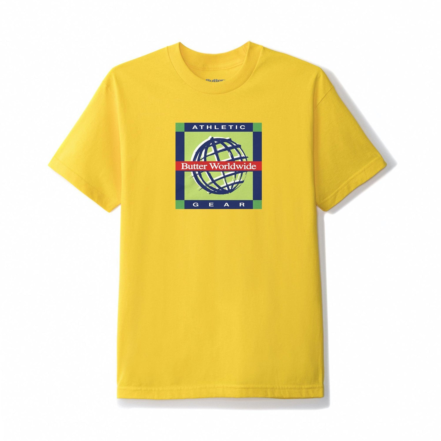 Athletic Gear Tee, Yellow