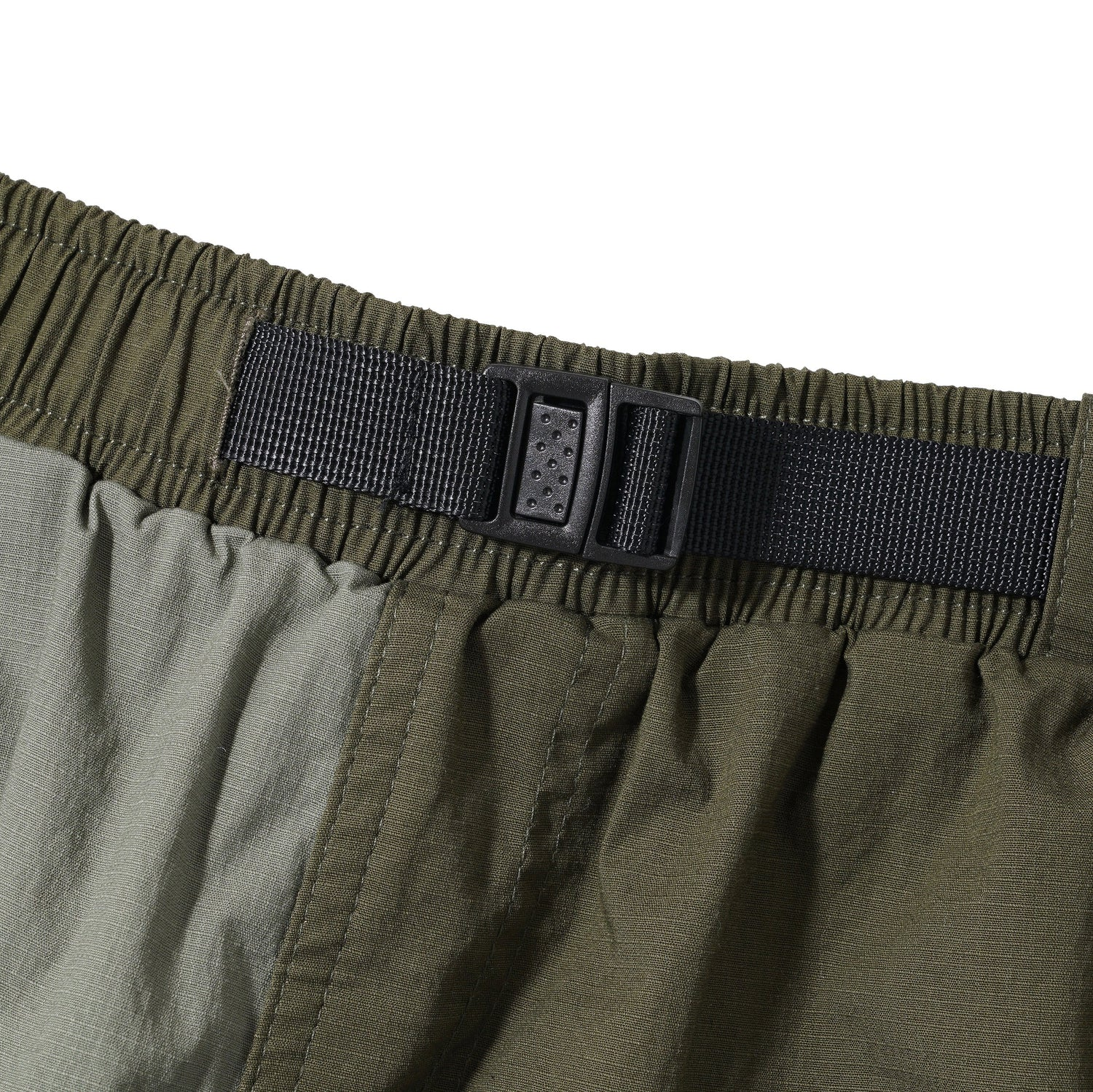 Patchwork Pants, Army