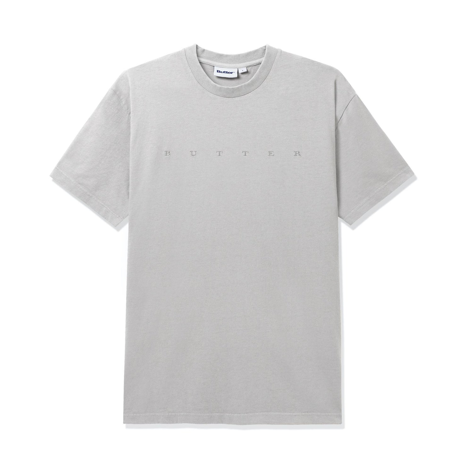 Hampshire Pigment Dye Tee, Cement
