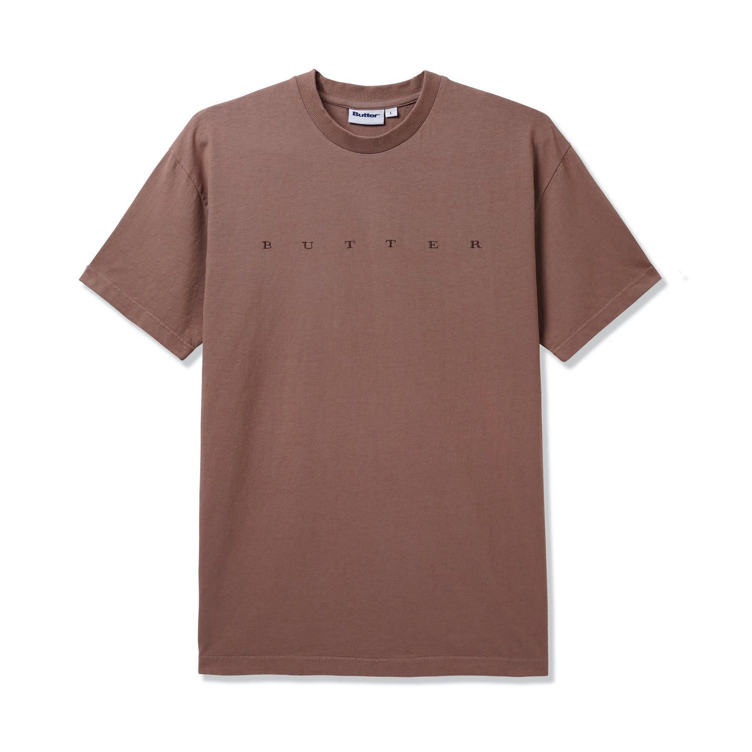 Hampshire Pigment Dye Tee, Bark