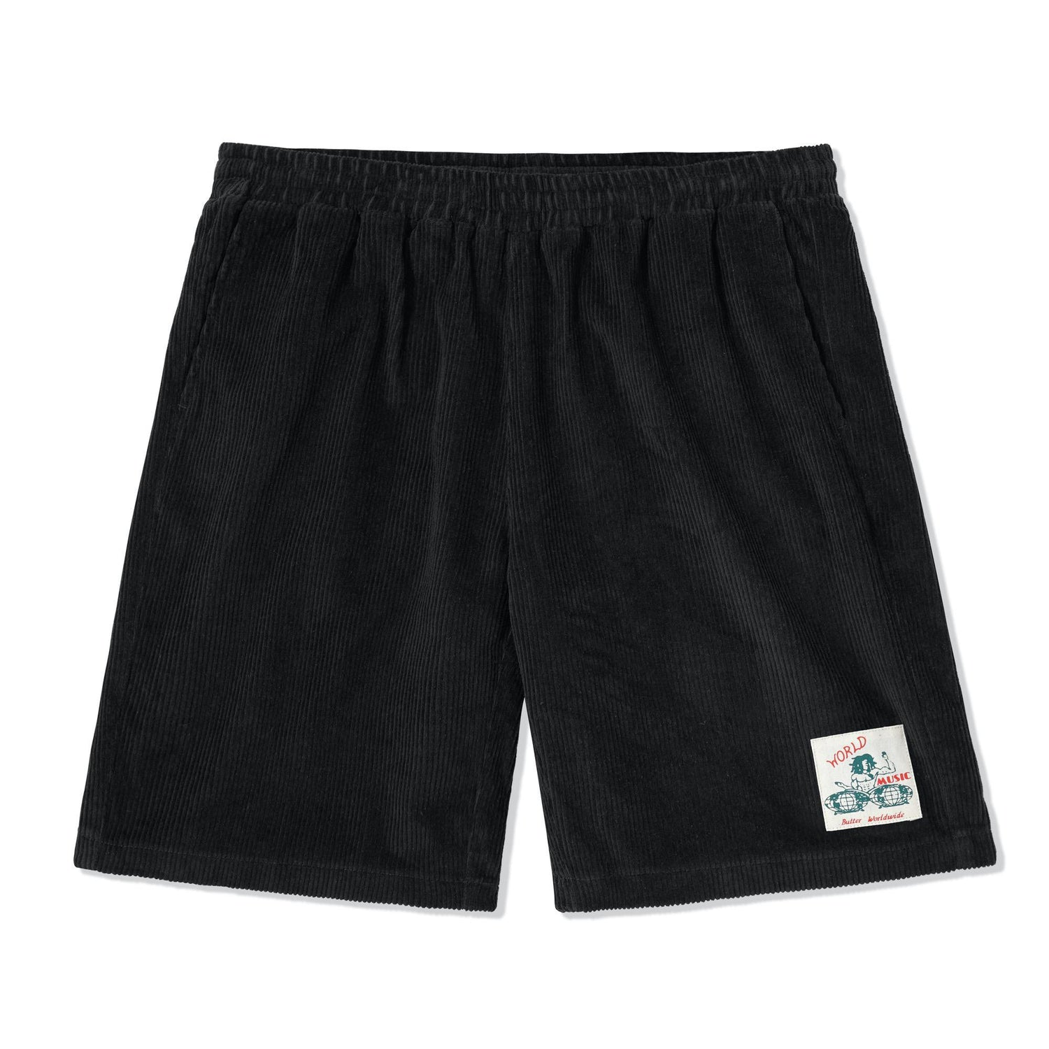 World Music Shorts, Black