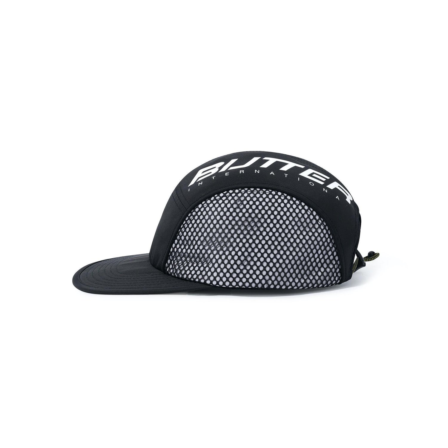 International Camp Cap, Black