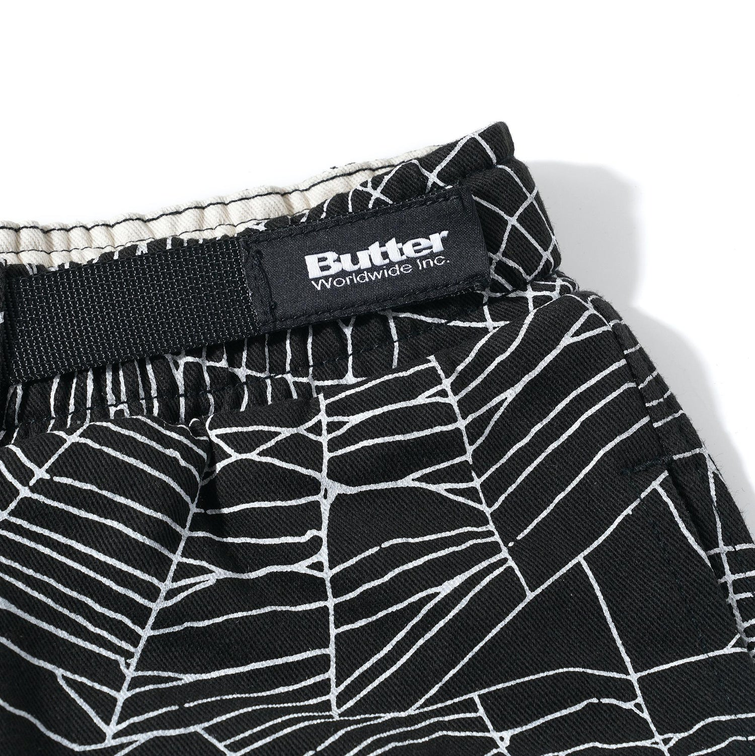 Web Pants, Black