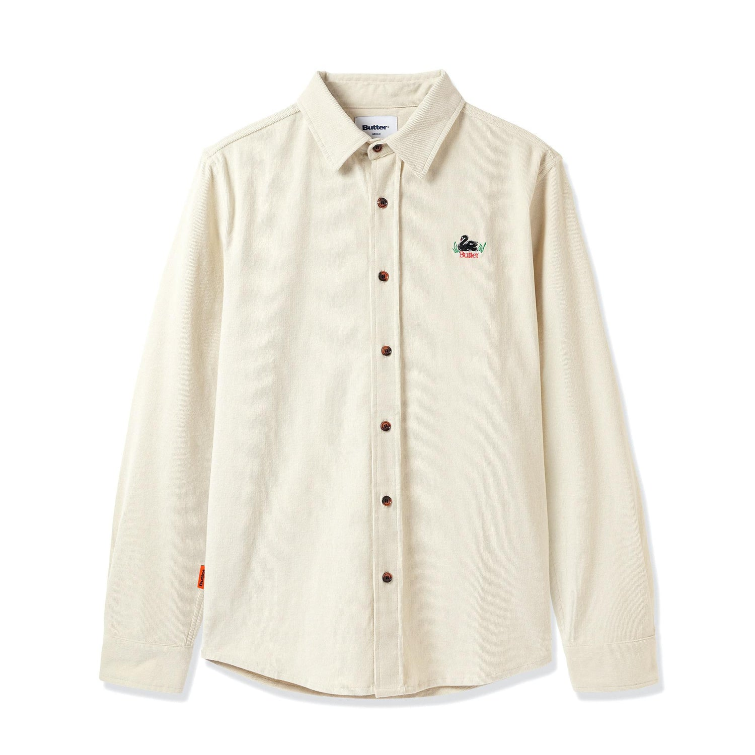 Marshall Corduroy Shirt, Bone