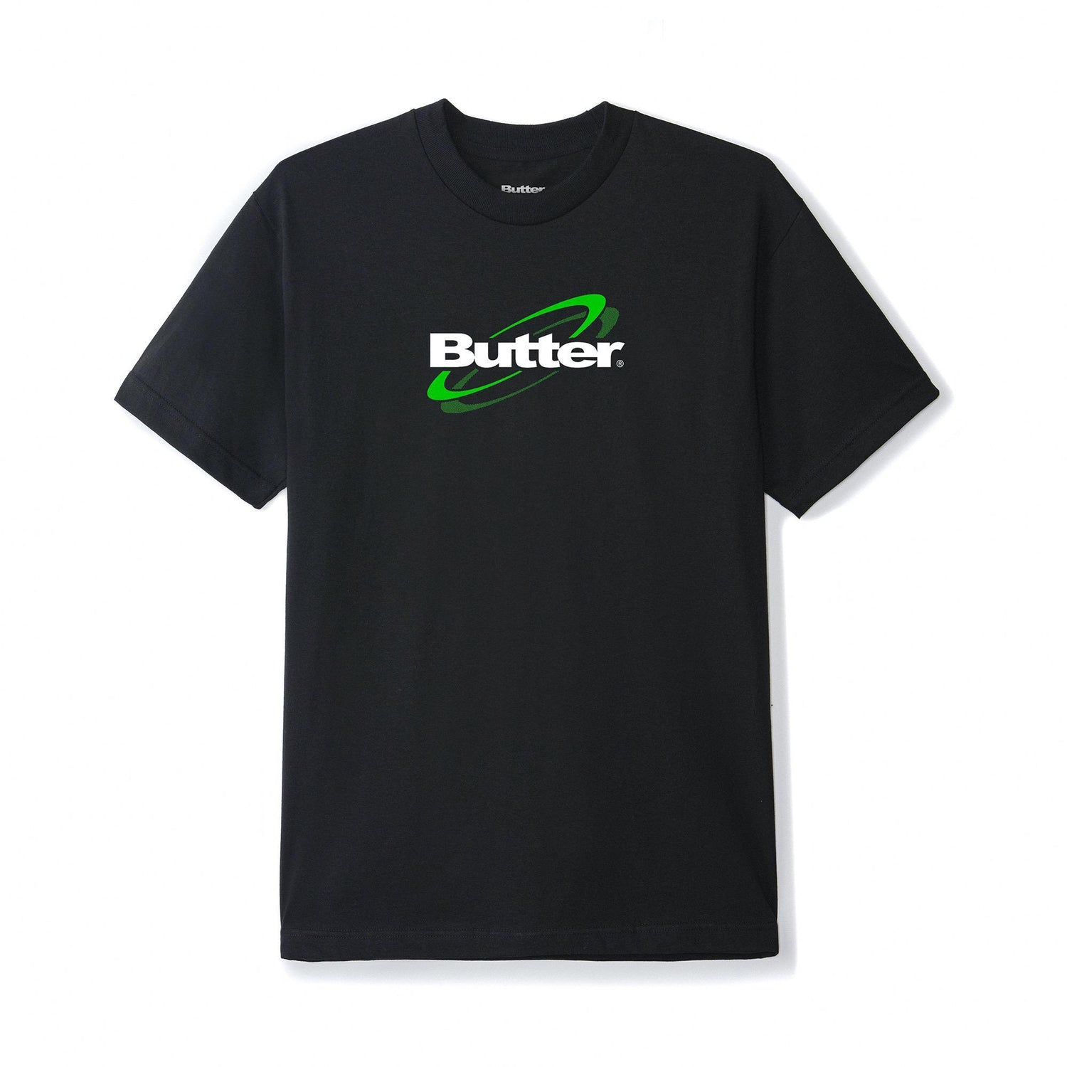 Technology Logo Tee, Black
