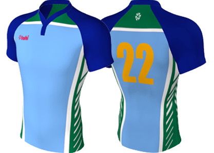 Elite Rugby Jersey<br>Kiwi Collar<br>ADULT