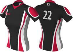 Elite Pro Rugby Jersey<br>Mid-weight All Season<br>WOMEN - TIGHT FIT
