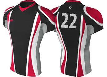 Elite Pro Rugby Jersey<br>Mid-weight All Season<br>WOMEN - FORM FIT