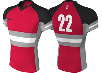 Elite Pro Rugby Jersey<br>Lightweight Summer 7's<br>WOMEN - FORM FIT