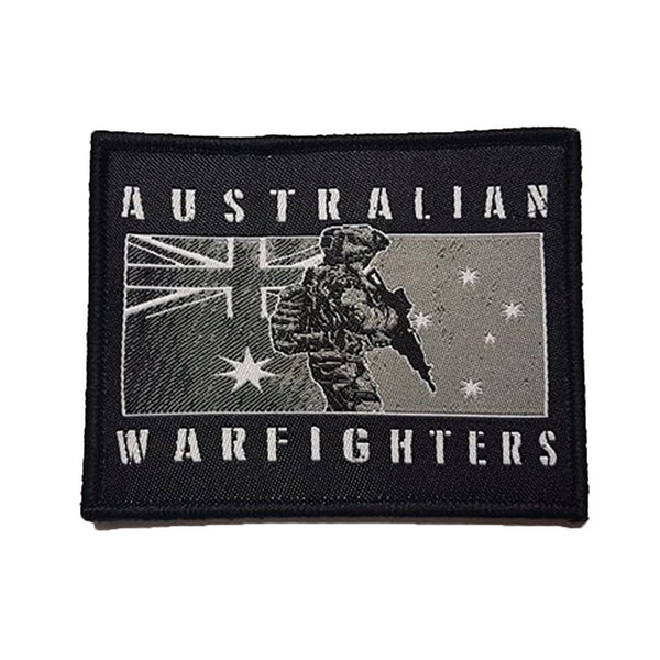 DeltaEcho Apparel | Australian Clothing Company Accessories AUSTRALIAN WARFIGHTERS - PATCH