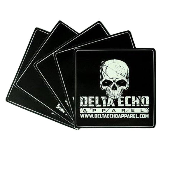 DeltaEchoApparel Accessories DELTAECHO APPAREL STICKERS