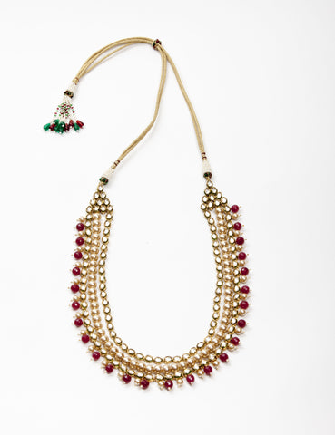 Amaya Kundan Necklace