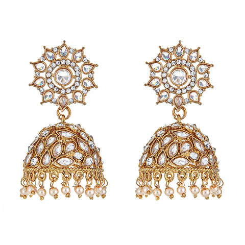 Fain drop earrings