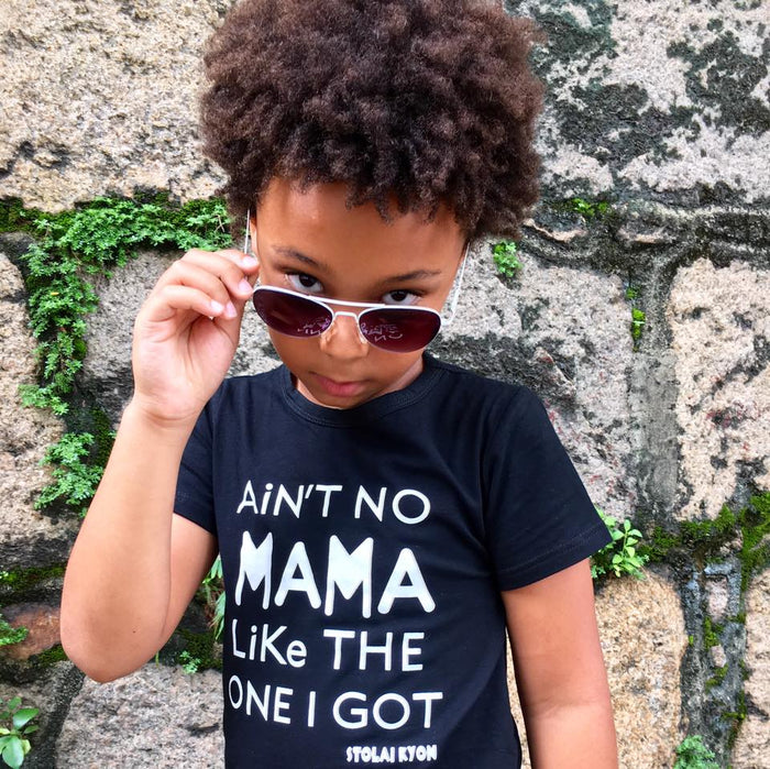 'Aint no mama' unisex set
