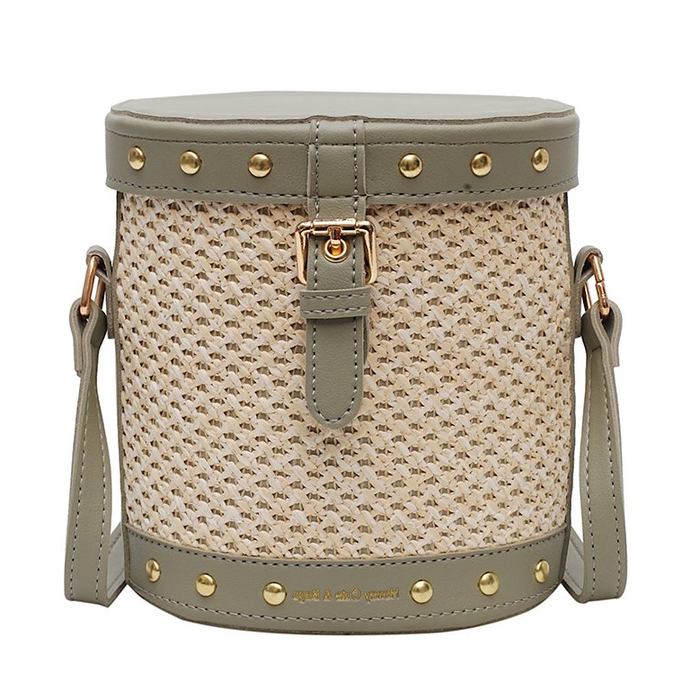 Weaver Bucket Bag