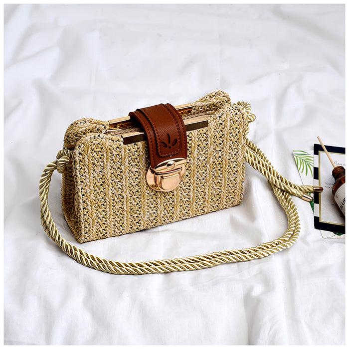 Weaver Clutch Bag