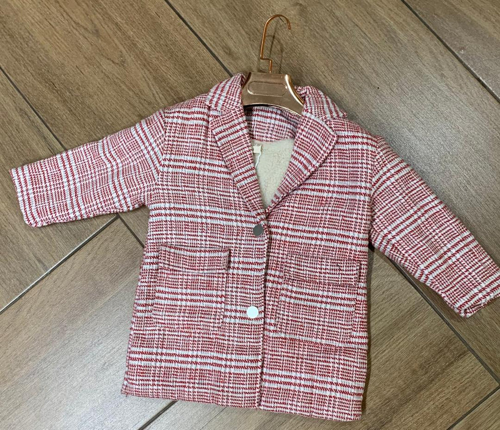 Noemie Checkered coats