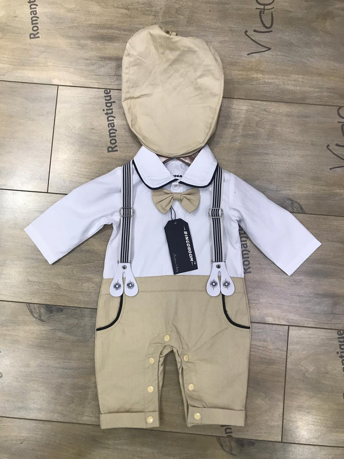 Oliver Twist Romper FT