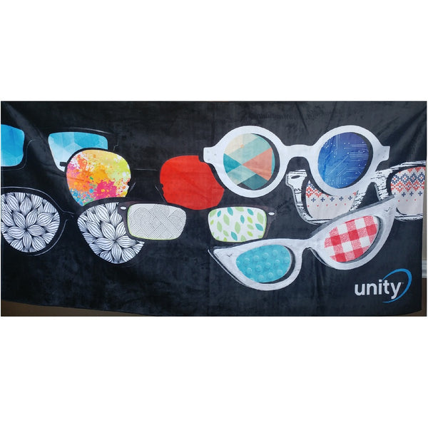 Unity Beach Towel