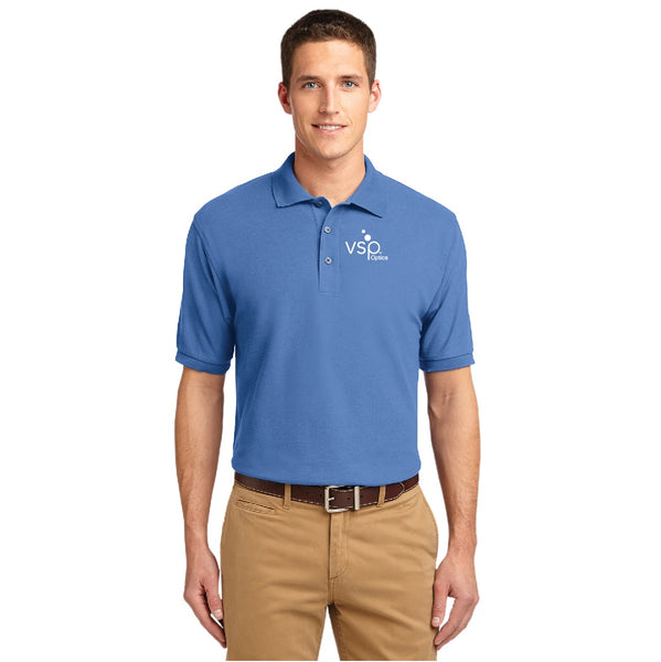 VSP Optics Silk Touch Men's Polo