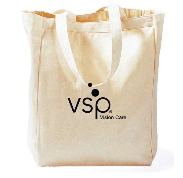 VSP Vision Care  Every Day Canvas Tote