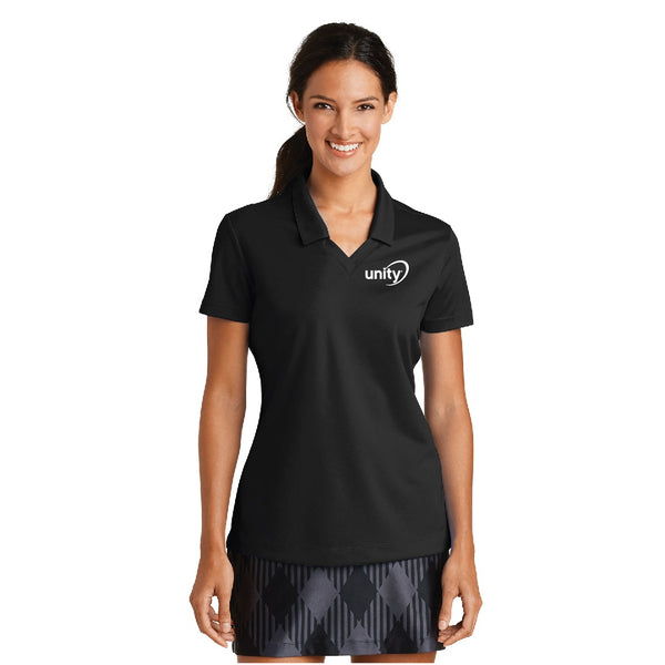 Unity Ladies Dri-Fit Micro Pique Polo