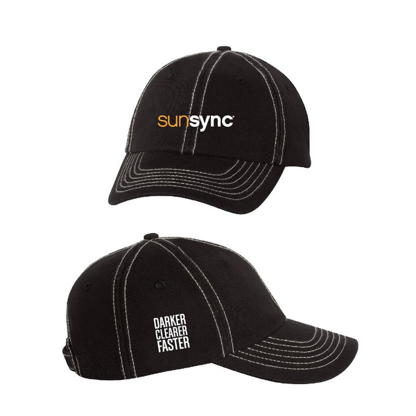 Sunsync Bio-Washed Unstructured Cap