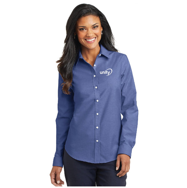 Unity Ladies Super Pro Oxford Shirt