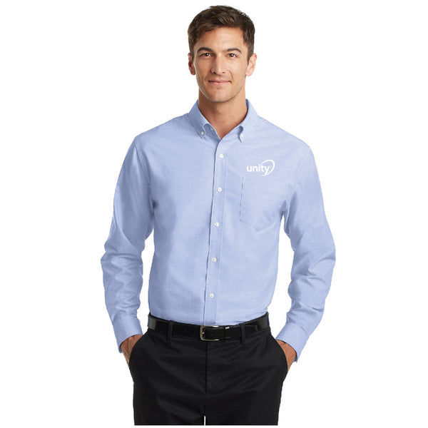 Unity Men's Super Pro Oxford Shirt