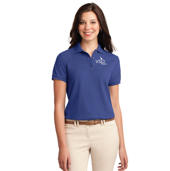VSP Optics Ladies Silk Touch Polos