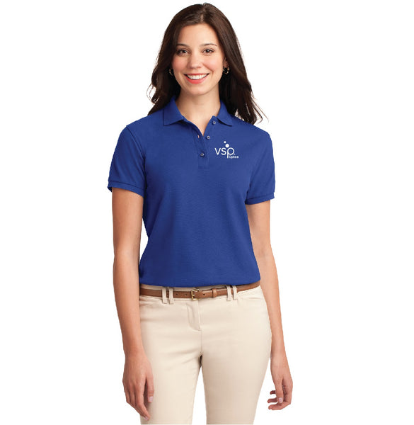 VSP Optics Ladies Silk Touch Polo