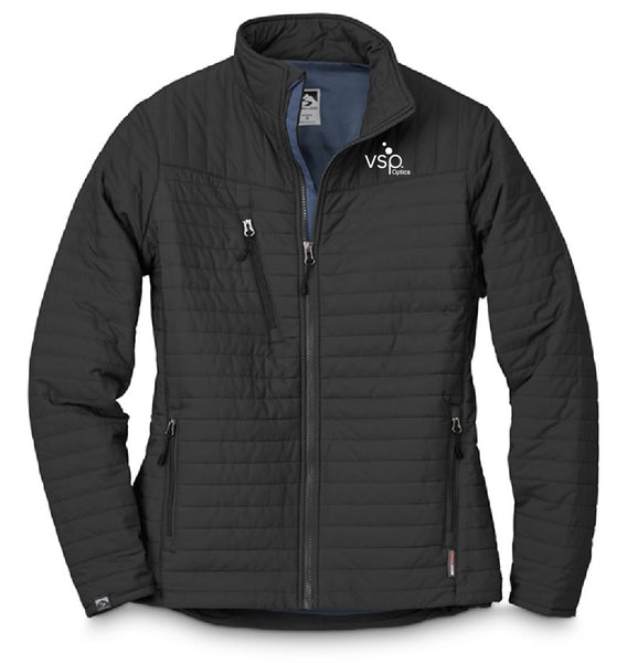VSP Optics - Ladies Storm Creek Thermolite Quilted Jacket