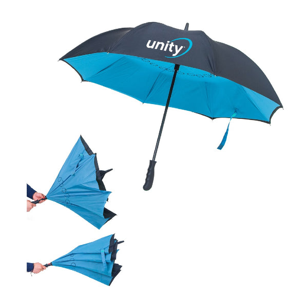 "Unity 48"" Arc Inverted Umbrella"