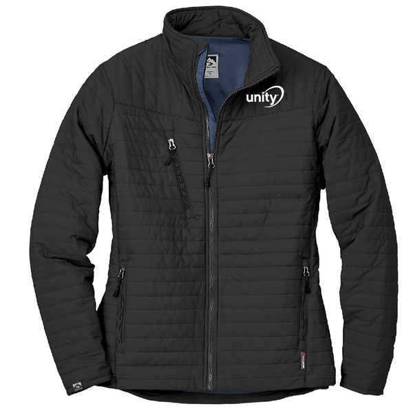 Unity Ladies Storm Creek Thermolite Quilted Jacket
