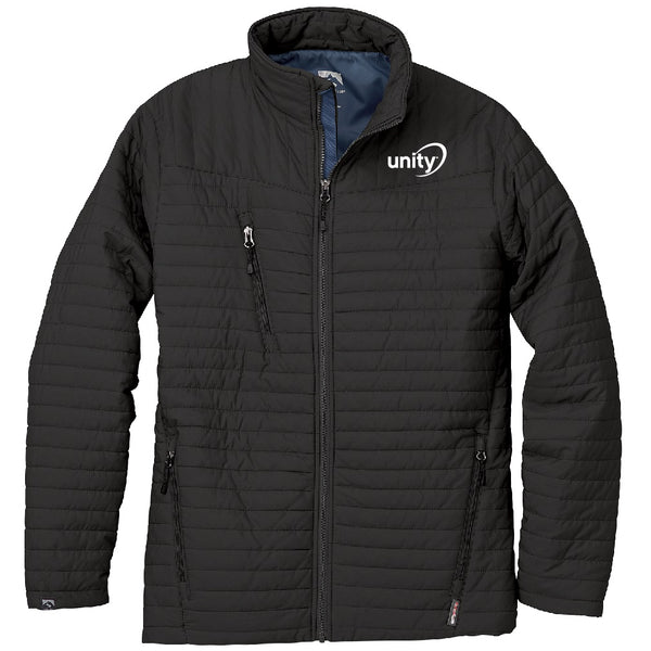 Unity -  Mens' Storm Creek Thermolite Quilted Jacket