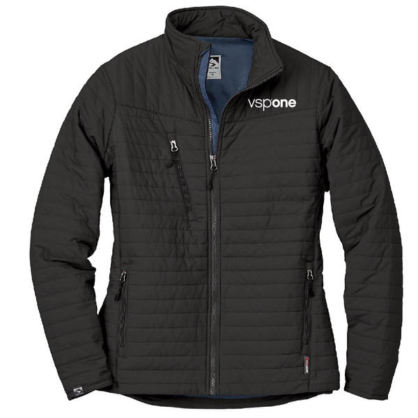 VSP One-  Ladies Storm Creek Thermolite Quilted Jacket