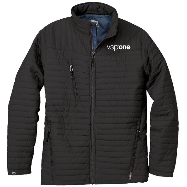 VSP One -  Mens' Storm Creek Thermolite Quilted Jacket