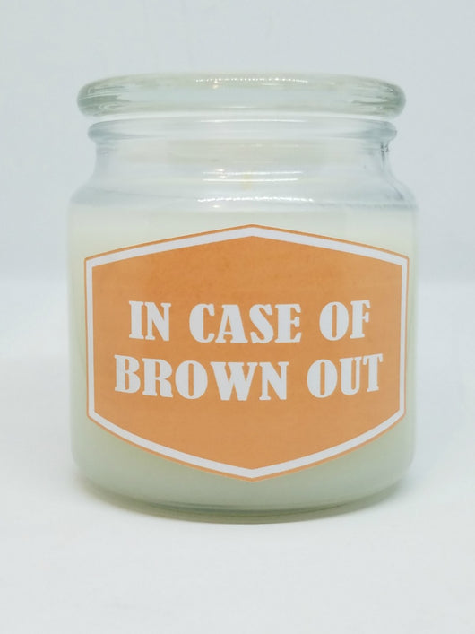 In Case Of Brown Out