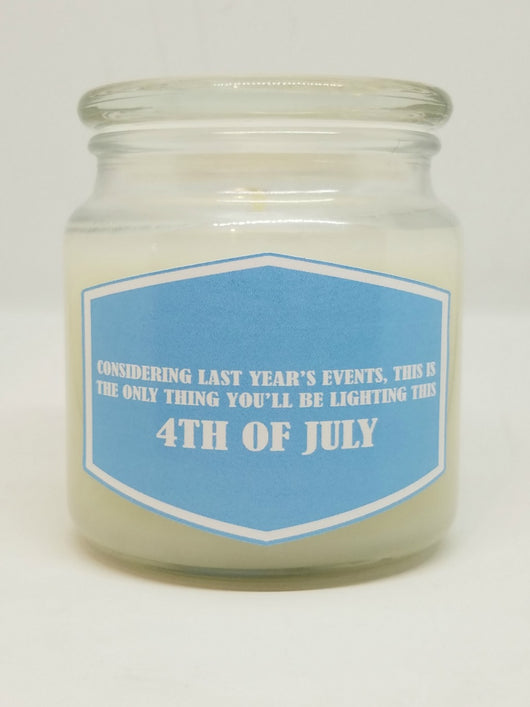 Considering Last Year's Events, This Is The Only Thing You'll Be Lighting This 4th Of July