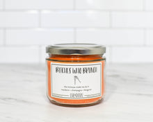 Bitches Who Brunch vegan soy wax candle is cruelty-free
